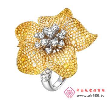 中龙金银--黄金首饰戒指05