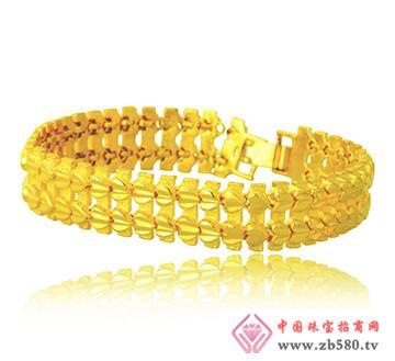 新合谊首饰--黄金手链01