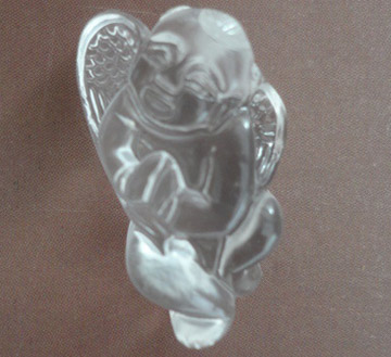 天然水沫玉-天使-小天使-吊坠-a货-