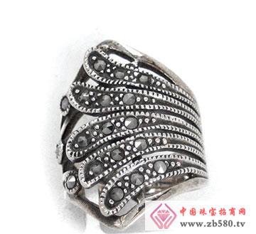 泰银戒指-飞