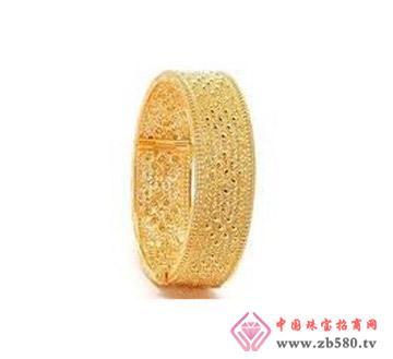 豫冠珠宝--黄金戒指01