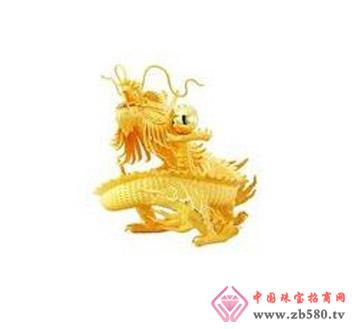 豫冠珠宝--黄金戒指04
