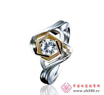 国色天香-戒指