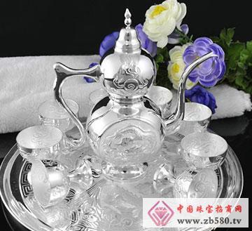 精品葫芦酒具-龙图
