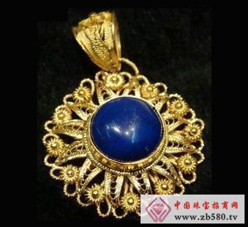 御泰首饰--黄金宝石首饰