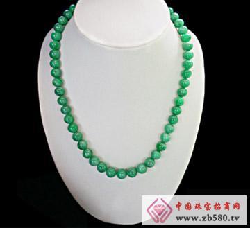 翠轩珠宝--翡翠项链