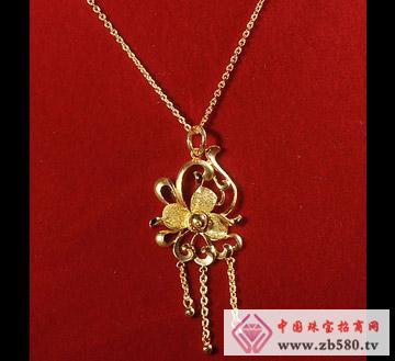 佳发珠宝--黄金项链01