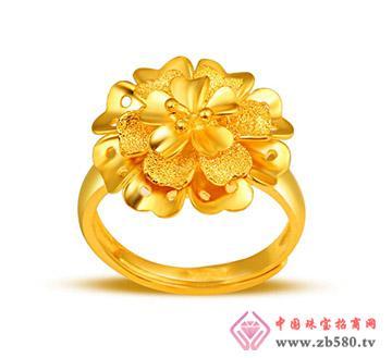 老牌黄金--黄金戒指01