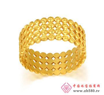 老牌黄金--黄金戒指02