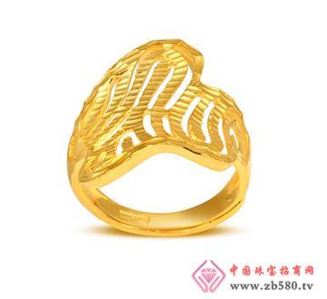 老牌黄金--黄金戒指03