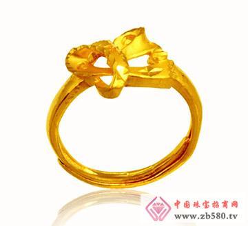老牌黄金--黄金戒指04