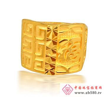 老牌黄金--黄金戒指06