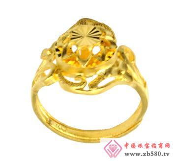 老牌黄金--黄金戒指07