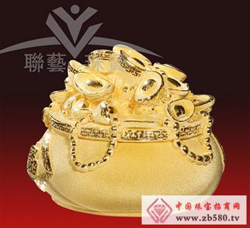 联艺珠宝--元宝缸