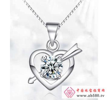 和富隆珠宝--925纯银项链1