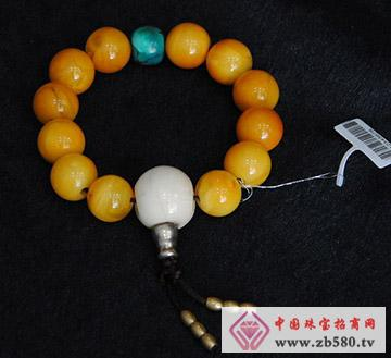 藏传珠宝-老蜜蜡
