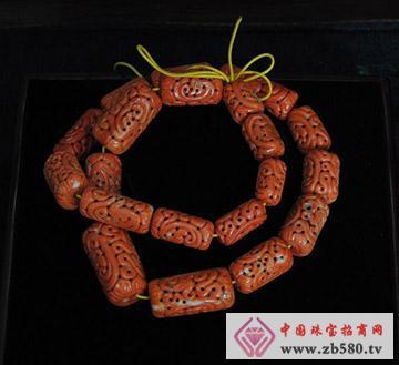 藏传珠宝—老珊瑚1