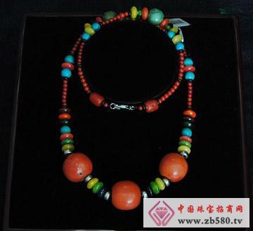 藏传珠宝—老珊瑚2