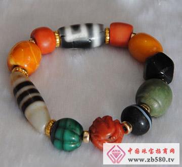 藏传珠宝-天珠