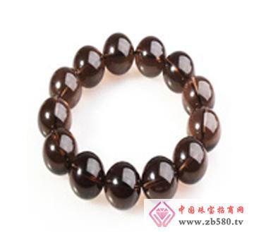 佰瑞福珠宝--茶水晶手链