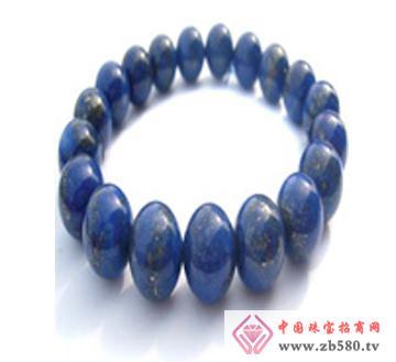 佰瑞福珠宝--青金石手链