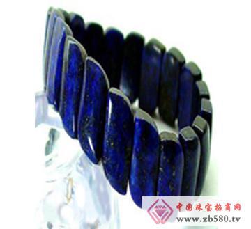 佰瑞福珠宝--青金石手排