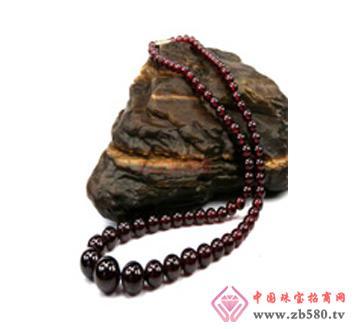 佰瑞福珠宝--石榴石项链03