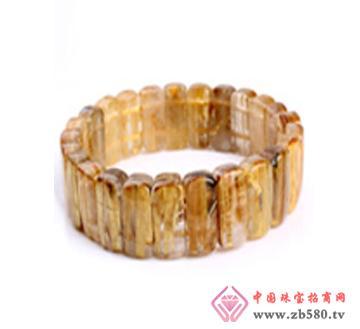 佰瑞福珠宝--钛晶手链