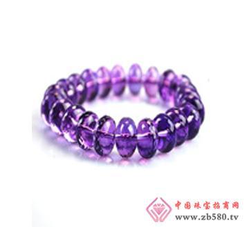 佰瑞福珠宝--紫水晶手链02
