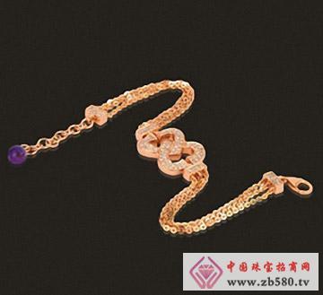 爱钻珠宝--手链