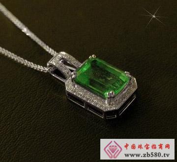 长虹鼎业宝石--祖母绿02