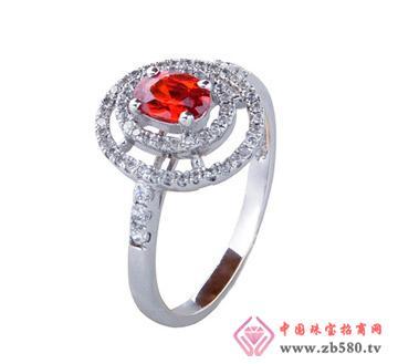 尔雅珠宝--女士戒指01