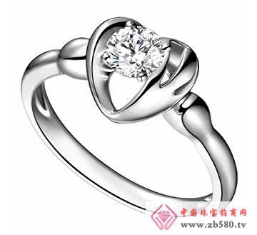 璀璨钻石-钻戒