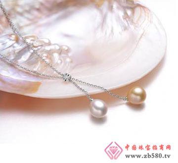 南洋珠项链