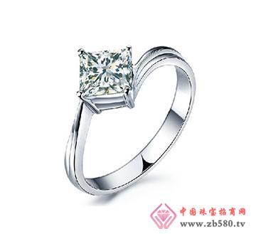 钻石女戒-魔方