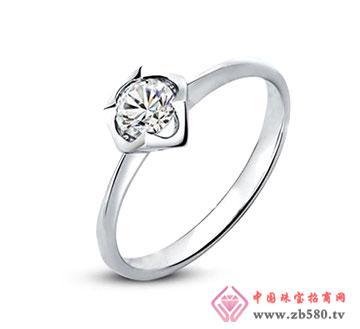 钻石女戒-女人花