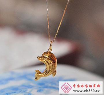 恋谷-海豚
