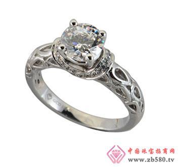 18K钻石女款戒指