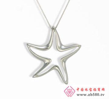 银海饰品-950纯银海星