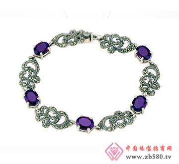 银海饰品-宝石手链