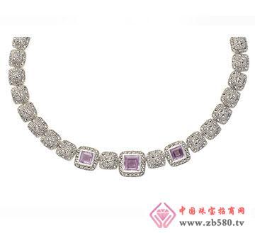 银海饰品-宝石项链