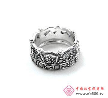 银海饰品-皇冠戒指