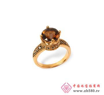 银海饰品-俪金戒指