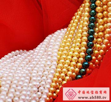 9~10mm金珍珠
