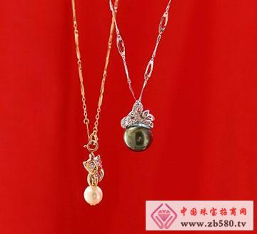17.3mm大颗粒黑珍珠