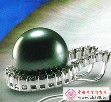 胸针[珍珠]
