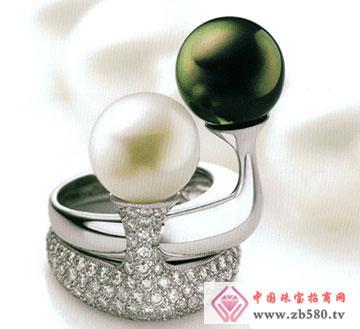 戒指[珍珠]