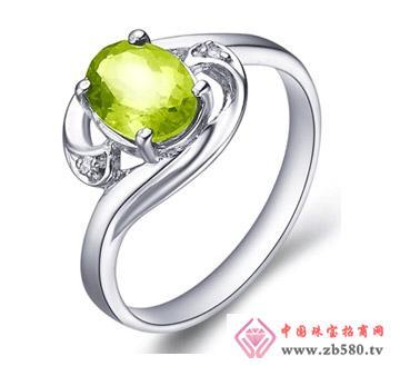 钻石汇珠宝--彩宝戒指03