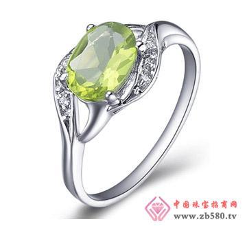 钻石汇珠宝--彩宝戒指04