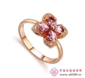 钻石汇珠宝--彩宝戒指05